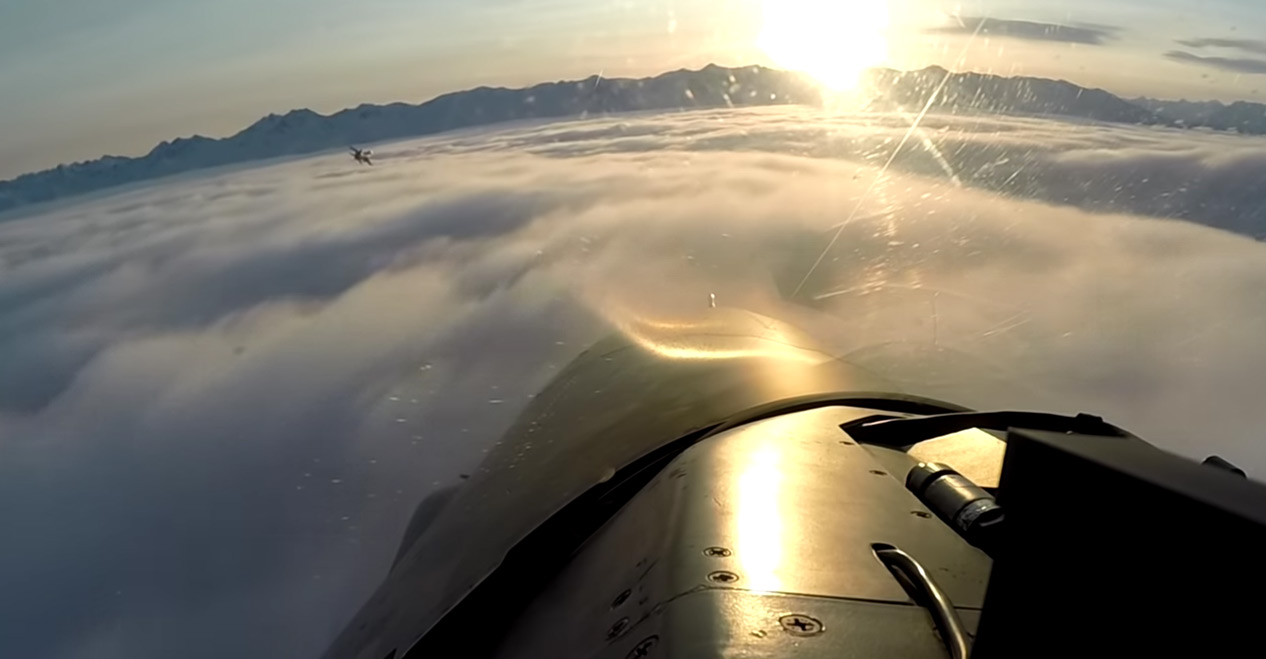 35th Fighter Squadron Rages in Alaska